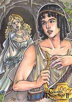 Orpheus + Eurydice - Molly Brewer by Pernastudios