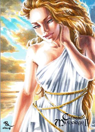 Aphrodite - Rhiannon Owens by Pernastudios