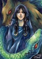 Loki's Children - Hanie Mohd by Pernastudios
