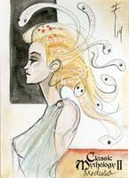 Medusa - Sara Richard by Pernastudios