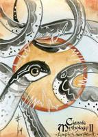 Apophis Serpent (Apep) - Sara Richard by Pernastudios