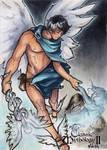 Hermes - Meghan Hetrick