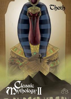 Thoth Base Card Art - Nestor Celario Jr.