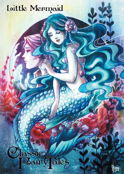 Little Mermaid SP3 Promo - Hanie Mohd by Pernastudios