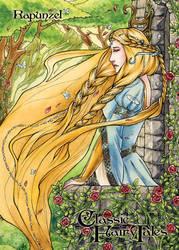 Rapunzel SP4 Promo - Samantha Johnson by Pernastudios