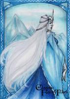 Snow Queen - Sha-Nee Williams by Pernastudios
