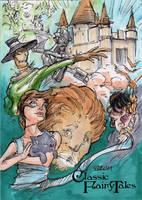 Wizard of Oz - Babisu Kourtis by Pernastudios