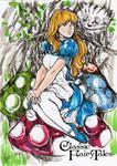 Alice in Wonderland - Vince Sunico