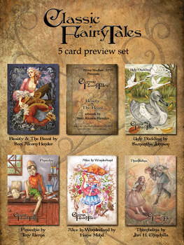 Classic Fairy Tales - Preview Set