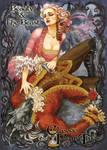 Beauty and the Beast - Soni Alcorn-Hender by Pernastudios