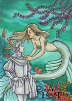 Little Mermaid - Molly Brewer by Pernastudios