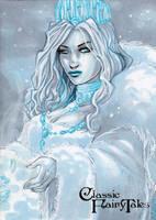 Snow Queen - Lynne Anderson by Pernastudios