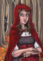 Little Red Riding Hood - Lynne Anderson by Pernastudios