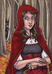Little Red Riding Hood - Lynne Anderson