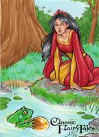 The Frog Prince - Amy Clark by Pernastudios