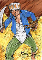 Aladdin - Jason Sobol by Pernastudios