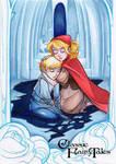 Snow Queen (Kay + Gerda) - Kat Laurange