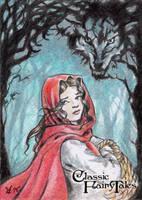 Little Red Riding Hood - Carolyn Edwards by Pernastudios