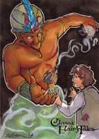Aladdin - Danielle Ellison by Pernastudios