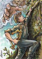 Jack and the Beanstalk - Daniel Wong by Pernastudios
