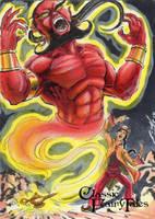 Aladdin - Eric McConnell by Pernastudios