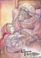Little Red Riding Hood - Juri H. Chinchilla by Pernastudios