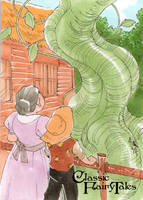 Jack and the Beanstalk - Irma Ahmed by Pernastudios