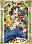 Beauty and the Beast - Samantha Johnson