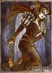 Sleeping Beauty Fairy - Soni Alcorn-Hender