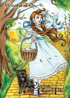 Wizard of Oz - Samantha Johnson by Pernastudios