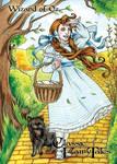Wizard of Oz - Samantha Johnson