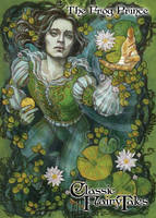 The Frog Prince - Soni Alcorn-Hender by Pernastudios