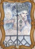 The Snow Queen - Soni Alcorn-Hender by Pernastudios