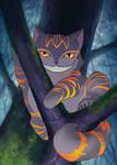 The Cheshire Cat - Meghan Hetrick