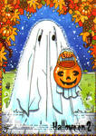 Hallowe'en 2 Sketch Card - Anastasia Catris 2
