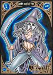 Witchcraft Sketch Card - Loren Bobbitt 2