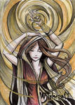 Witchcraft Sketch Card - Alexis Hill 3