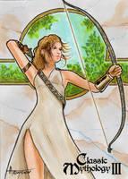 Artemis - Arwenn Necker by Pernastudios