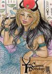 Hathor - Elfie Lebouleux