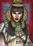 Isis - Ashleigh Popplewell by Pernastudios