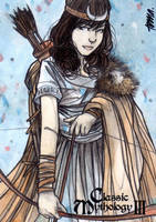 Artemis - Andre Toma by Pernastudios