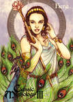Hera Base Card Art - Andre Toma