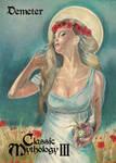 Demeter Base Card Art - Marcia Dye