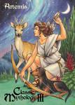 Artemis Base Card Art - Amy Clark