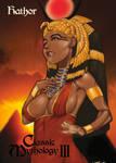 Hathor Base Card Art - Walter D. Rice Jr.
