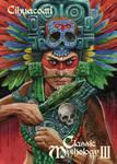 Cihuacoatl Chase Card Art  - Chris Meeks