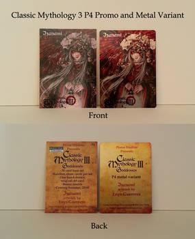 Classic Mythology III P4 Metal Variants - FOR SALE