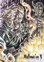 Hallowe'en 3 Sketch Card - Anthony Tan 3 by Pernastudios