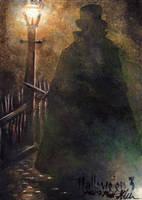 Hallowe'en 3 Sketch Card - Mick + Matt Glebe 3 by Pernastudios