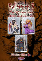 Walter Rice Jr. - Hallowe'en 3 Showcase by Pernastudios